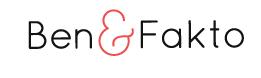 Ben & Fakto - Logo